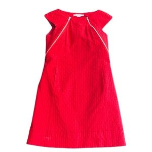 Maggy London Red Dress - size 2